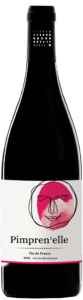 Vin rouge bio et biodynamique Pimprenelle - Les mets d'âmes